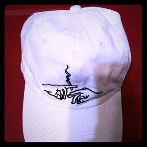 Other - Smoking shares adjustable ball cap
